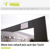Mister-Auto verkauft jetzt auch über Tyre24
