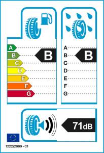 2x-CONTINENTAL-215-60-R17-96-H-ContiEcoContact-5-DEM-Sommerreifen-Autoreifen Indexbild 2