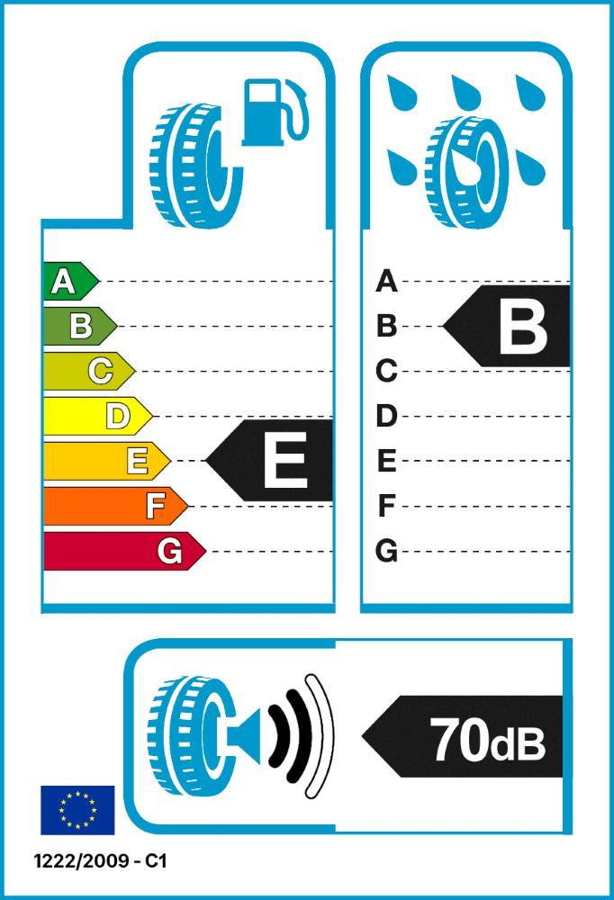 2x-Sommerreifen-SAILUN-ELITE-195-50-R16-84-H-DOT2016-E-B-70