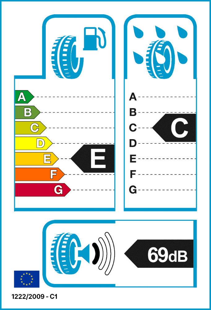 1x-Offroadreifen-GOODYEAR-UG-SUV-DOT13-245-65-R17-107-H-DOT2013-E-C-69